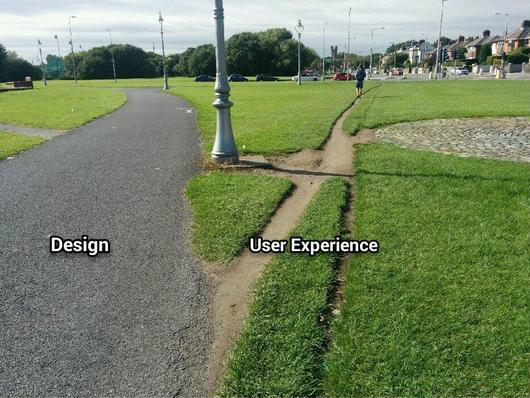 About That Design Vs User Experience Image Createful