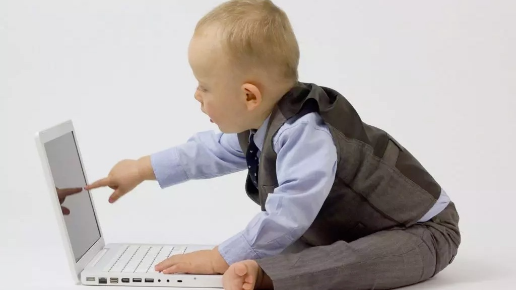 What my six-month-old taught me about my job